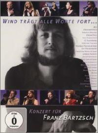 Tribute DVD für Franz Bartzsch